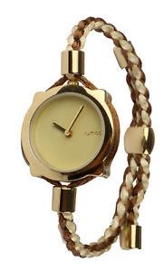 【送料無料】腕時計 ウォッチ ルンバタイムクロックウォッチブレスレットグラマシーゴールドブレスレットrumba time pulsera reloj watch gramercy 18858 metal oro cordel pulsera