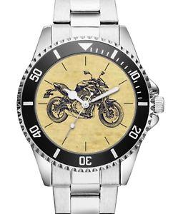【送料無料】腕時計 ウォッチ ドライバーファンアラームkiesenberg reloj regalo 20258 artculos para kawasaki z 650 motocicleta fans conductor