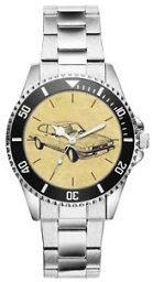 【送料無料】腕時計 ウォッチ フォードカプリアラームドライバーファンregalo para ford capri 3 oldtimer fans conductor kiesenberg reloj 6237