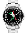 【送料無料】腕時計 ウォッチ イタリアイタリアファンアクセサリアラームマーケティングitalia italy regalo fan artculo accesorios mercadotecnia reloj 2238