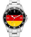 【送料無料】腕時計 ウォッチ ドイツファンアクセサリアラームマーケティングalemania germany regalo fan artculo accesorios mercadotecnia reloj 2490