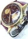 【送料無料】腕時計 ウォッチ ビンテージゴールドクロノreloj vintage hema chrono gold valjoux 7733