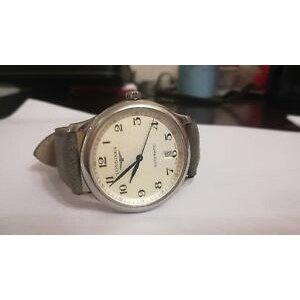 【شحن مجاني】 ساعة اليد ووتش مجموعة ماستر إنذار لونجين مجموعة رئيسية reloj الفقرة hombre l26284
