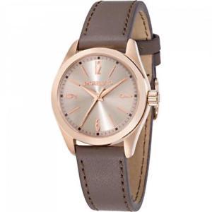 腕時計, 男女兼用腕時計  orologio donna morellato posillipo r0151132503 ros pelle marrone