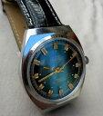 【送料無料】腕時計 ウォッチ デコmontre octo mixte mecanique dancienne generation, deco verticales,17 rbs,1970