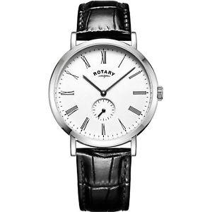 腕時計, 男女兼用腕時計  rotary gs0531001 reloj de pulsera windsor set