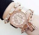 【送料無料】腕時計 ウォッチ パーカーカラーゴールドoriginal michael kors reloj mujer mk5896 parker color oro ros blush nuevo
