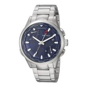 腕時計, 男女兼用腕時計  nautica napshg003 reloj cuarzo para hombre
