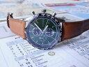 【送料無料】腕時計 ウォッチ レーサークロノグラフタキメーターブリティッシュグリーンrare elliot havok racer chronograph tachymeter british green fast amp; free
