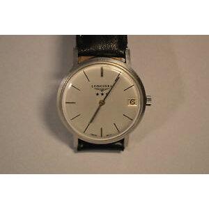 【Free Shipping】 Watch Watch Vintage longines handaufzug edelstahl vintage klassiker
