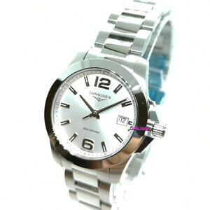 【Free Shipping】 Wrist Watch Watch Quartz reloj longines conquest quartz l33774766 l33774875