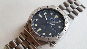 腕時計, 男女兼用腕時計  edicin limitada de caballero rara vintage heuer 980004 20 atm cuarzo reloj de buceo