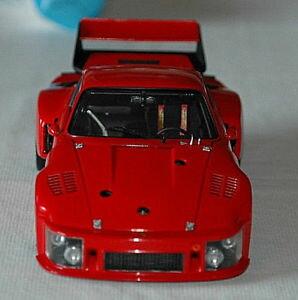 車・バイク, レーシングカー  porsche 934935 red no sponsor 1979 scale 118 exoto 0291 perfect in ovp