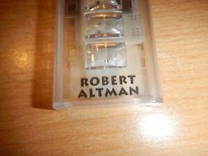 【送料無料】腕時計 ロバートアルトマン×シネマrare gz143time to reflect designed by robert altman ovp 100 years cinema ovp