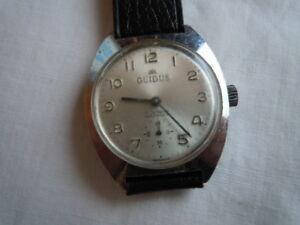 腕時計, 男女兼用腕時計  orologio da polso guidus