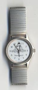 【送料無料】腕時計 ブレスレットメタルデーモンhorlogerie droopy montre, tex avery droopy bracelet mtal dmons et merveilles