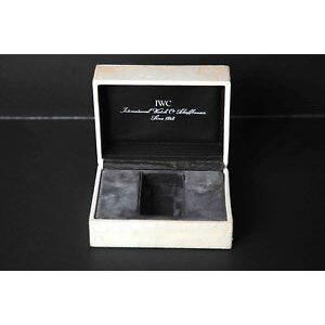 【送料無料】腕時計 ビンテージボックスiwc box vintage