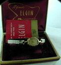 【送料無料】腕時計 ケースkベゼルビンテージエルジンウォッチvintage womens elgin watch in original case 17 jewels 10k rgp bezel