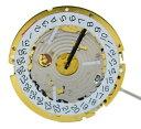 【送料無料】腕時計 ゴールドトーンクオーツムーブメントクロック