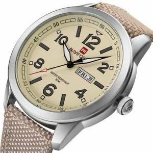 腕時計, 男女兼用腕時計  military watches men luxury fashion casual quartz watch mens waterproof sport