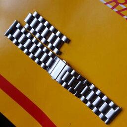 【送料無料】腕時計 ブレスレットドbracelet de montre en acier 21mm 22mm