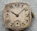 【送料無料】腕時計 ヴィンテージサイズムーブメントvintage gents trench size watch movement, all working well, 15 jewels, 293 mm