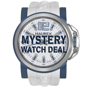 腕時計, 男女兼用腕時計  haurex italy mens mystery watch deal msrp bw 2401,050 deal 49