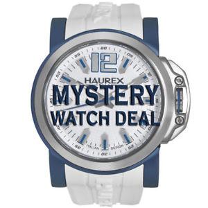 腕時計, メンズ腕時計  haurex italy mens mystery watch deal msrp bw 2401,050 deal 49