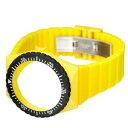 【送料無料】腕時計 フォルティスシリコンストラップfortis colors c 04 24 mm yellow silicon strap