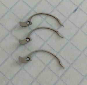 腕時計, 男女兼用腕時計  venus 175 178 operating lever spring 8335 breitling used stellhebelfeder part
