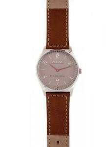 腕時計, 男女兼用腕時計  orologio uomo alv by alviero martini alv0073 pelle marrone