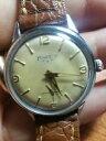 【送料無料】腕時計 ウォッチスイスビンテージケースneues angebothelvetia 3 star watch swiss made vintage 31,5 mm wc case perfect working