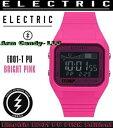 【送料無料】腕時計 カリフォルニアムーンフェイズピンクnwt electric california 40mm ed01t pu pink wit...