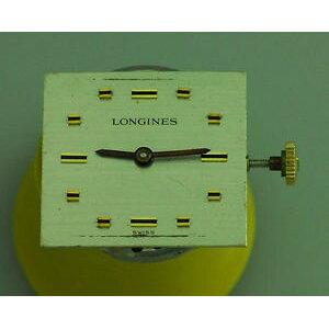 [Free shipping] Vintage Manual 1966 vintage longines caliber 194 manual wind wrist watch movement runs