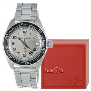 腕時計, 男女兼用腕時計  kvostok komandirskie k020 russian military watch 2416020708