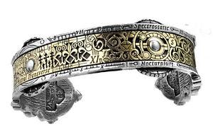 男女兼用アクセサリー, ネックレス・ペンダント  genuine alchemy gothic steampunk pulsera para hombrespectrostatic nocturnium