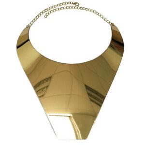 【送料無料】アクセサリー ネックレス セレブゴールドネックレスチョーカーブレスレットブティックロックスluxe passerella celeb dichiarazione oro oversize collana girocollo bracciale rocce boutiqu