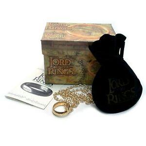 男女兼用アクセサリー, ネックレス・ペンダント  signore anelli unico anello e collana the one ring icial original lord rings