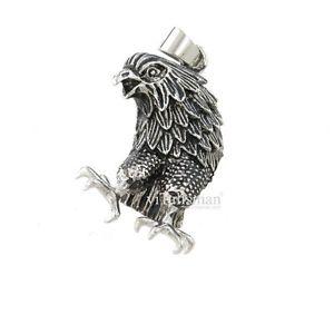 【送料無料】アクセサリー ネックレス イーグルステンレスペンダントadler, eagle, forza animale, acciaio inox, ciondolo, amuleto, talismano, vitalisman, ea1610