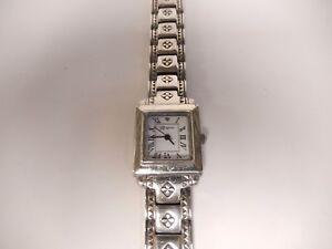 【送料無料】 腕時計 ブライトングラマシーシルバーバッテリーウォッチインチbrighton gramercy silver watch battery 625 675 w8