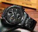 【送料無料】 腕時計 メンズクオーツアナログクロノグラフスポーツluxury cadisen watches mens quartz analog chronograph waterproof date sport