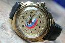 【送料無料】 腕時計 ボストークkomandirskyロシア219564vostok komandirsky russian military wrist watch 219564