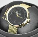 【送料無料】 腕時計 ニコルミラーny50252002womensブラックウォッチニューヨークo9