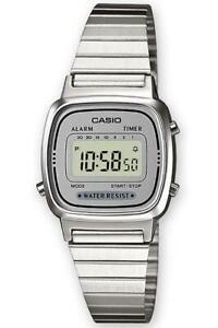 腕時計, 男女兼用腕時計  vintage wristwatch digital quartz quartz la670wea7ef en