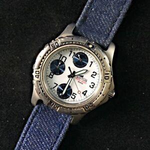 【送料無料】 腕時計 ロータスビンテージジーンズlotus mujer 33 mm watch reloj vintage funcionando correa nueva jeans