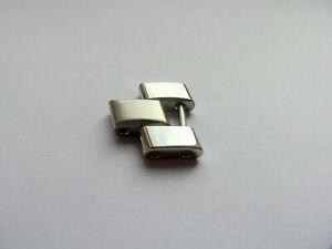 【送料無料】 腕時計 ブライトリングファイターブレスレットブレスレットリンクステンレススチールgenuine breitling 18mm bracelet link for fighter bracelet,stainless steel