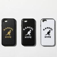 ポイント10倍!【送料無料/ゆうパケット発送】【KANGOL/カンゴール】iPhoneケースiphoneケースiPhone7iPhone8ハードケースiPhone7PlusiPhone8PlusPlusスマホケースハードカバーハードカバーアイフォン
