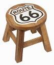 ルート66 インテリア 雑貨 家具 激安 木製 椅子 イス アメリカン雑貨アメリカン インテリア