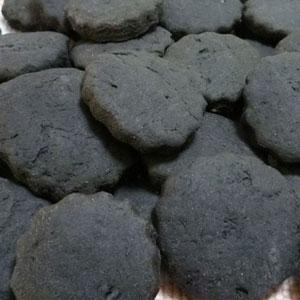 竹炭豆乳おからクッキー(2種)