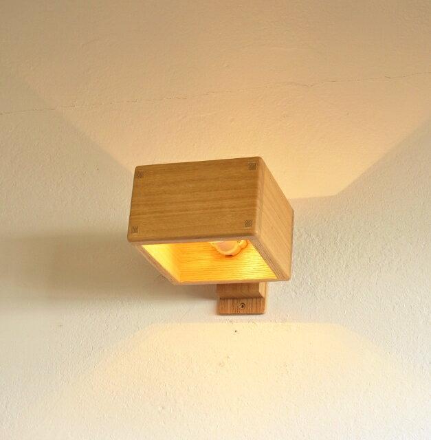 hom mujibra ブラケットライト 木製 LED 階段照明 通路照明 間接光